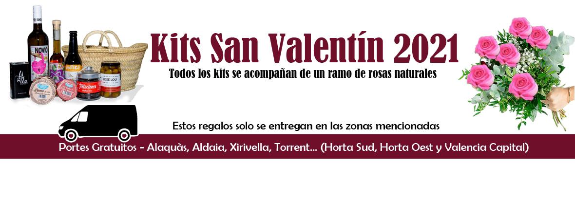 Kits San Valentín