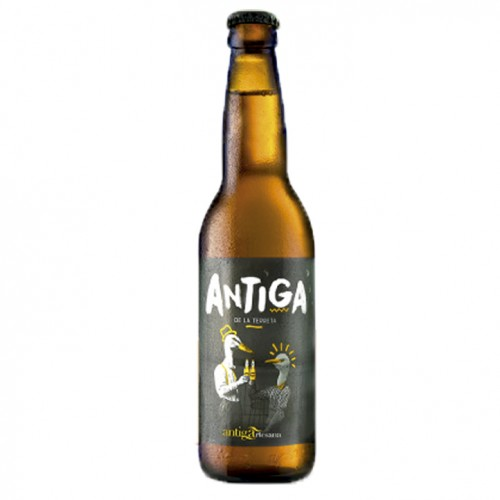 Antiga La Terreta - Cream Ale 33cl.