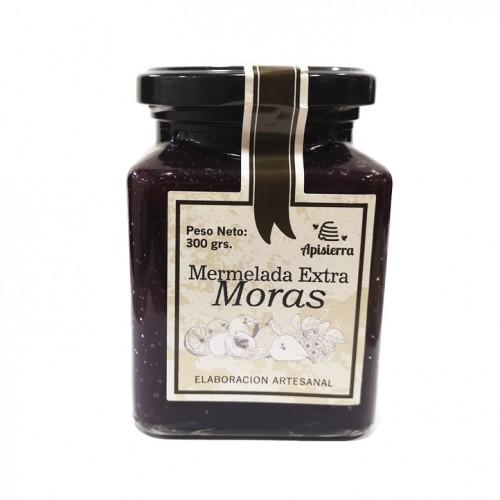 MERMELADA DE MORAS 300GR.
