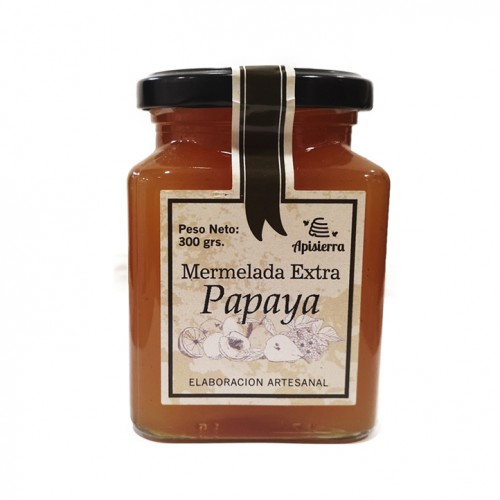 MERMELADA DE PAPAYA 300GR.