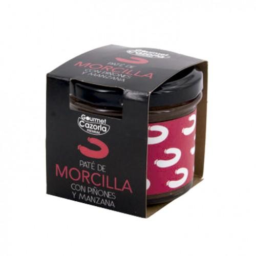 Paté de Morcilla con Piñones y Manzana 110gr.