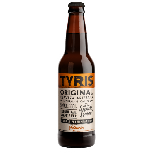 Tyris Original 33cl.