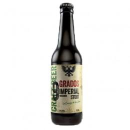 9 Grados - Rusian Imperial Stout 33cl.