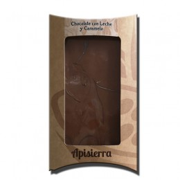Tableta Chocolate con Leche y Caramelo 100gr