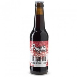 SPIGHA BROWN ALE 33CL