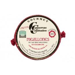 """MEJILLONES EN ESCABECHES """"8/12"""""""