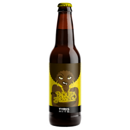 Paqui Brown 33cl.