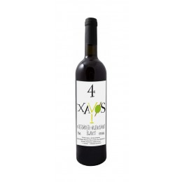 4 Xavos Vermouth Blanco 75cl.