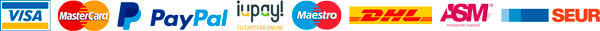 Logos de proveedores de pago